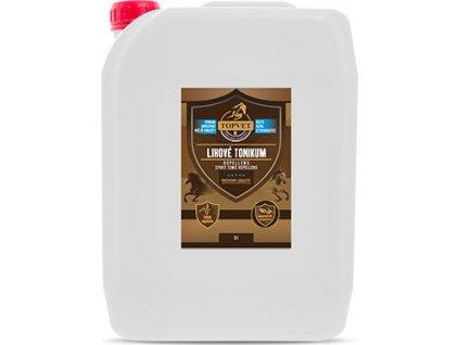 Tonikum lihové repelent pro koně, 5 litrů