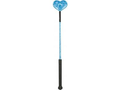 Bič skokový 65cm Waldhausen, dětský, light blue