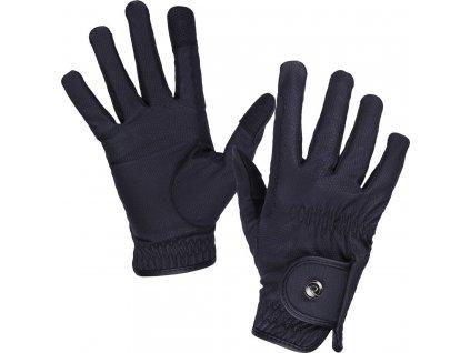 Rukavice Force QHP, zimní, černé