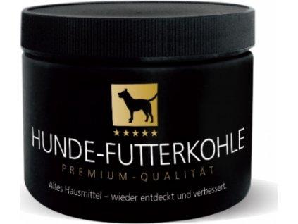 Charline Aktivované uhlí (Medicinální uhlí) pro psy (pelety/prášek)