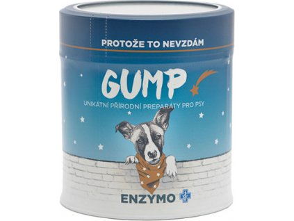 Gump Enzymo pro psy, 120cps
