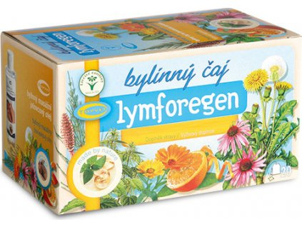 Čaj Lymforegen 20sacc, TOPVET
