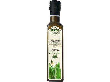 Sirup bylinný - Jitrocel, 320g, TOPVET