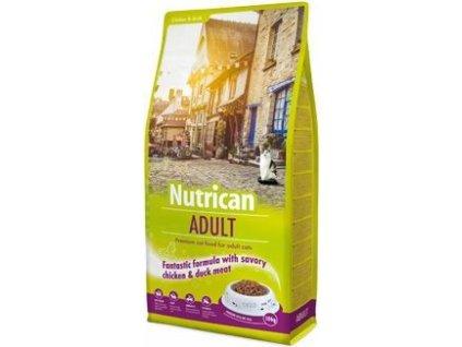 Granule NutriCan Cat Adult, 2kg