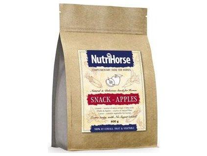 Pamlsky pro koně NutriHorse, 600g, jablečné