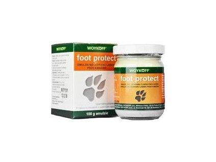 Emulze ochranná na tlapky Foot protect, 100g