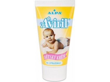 Krém Aviril, dětský, 50ml