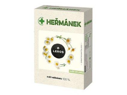 Čaj - Heřmánek pravý sypaný Leros, 50g
