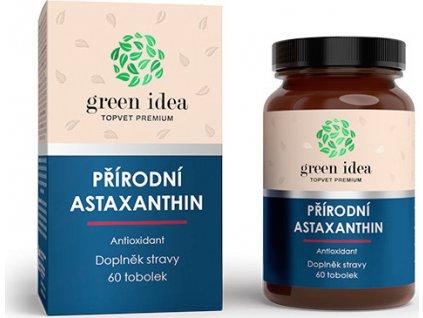 Astaxanthin GREEN IDEA, 60tbl