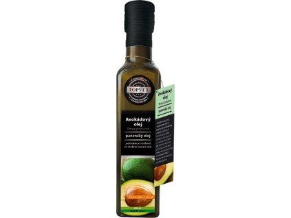 Olej avokádový 250ml, TOPVET