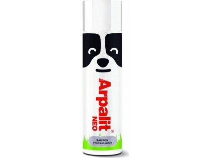 Šampon antiparazitní Arpalit Neo s bambusem, 250ml