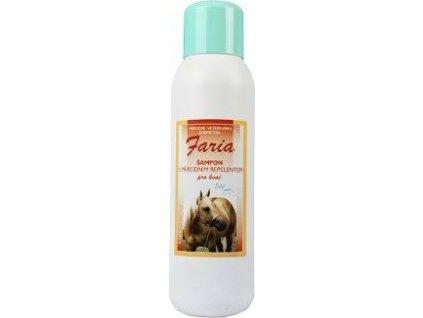 Šampon Bea Faria pro koně s přír. repelentem, 500ml