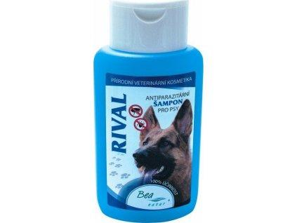 Šampon Bea Rival antiparazitární, pro psy a kočky, 310ml
