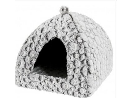 Pelech MOONLIGHT IGLOO Zolux, 40cm, grey