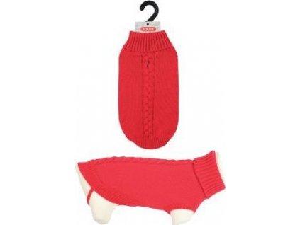 Obleček pro psy Allure Zolux, 25cm, red
