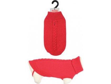 Obleček pro psy Allure Zolux, 40cm, red