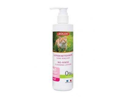 Šampon bezoplachový pro kočky Zolux, 250ml