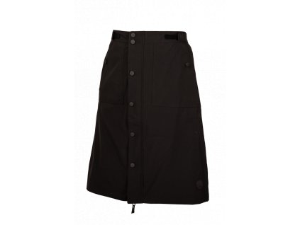 trench skirt 20136 black F2