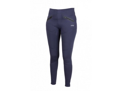 riding tights 20501 navy F2