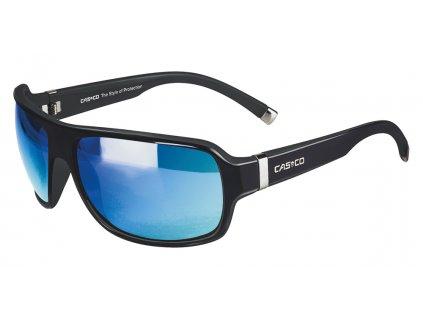 CASCO SX 61 BICOLOR Matte Glossy Black BlueMirror perspective rgb 1000px 96dpi 09 1745 02