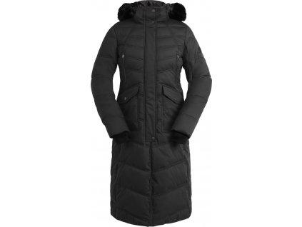 Kabát Saphira ELT nový model 2020/21, zimní, dámský, černý