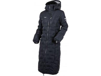 Kabát zimní jezdecký Ice UHIP, dámský, blue graphite grey