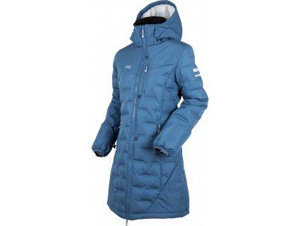 Parka zimní jezdecká Ice UHIP, dámská, stellar blue