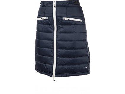 Zateplená sukně k bundě Kids UHIP, dětská, navy blue