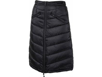 Zateplená sukně k bundě Nordic UHIP, dámská, blue graphite grey