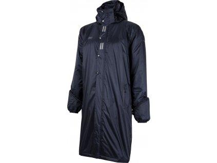 Kabát jezdecký nepromokavý Regular Sport UHIP, pánský, navy blue