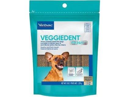 Žvýkací plátky Veggiedent NEW XS C.E.T, 15ks