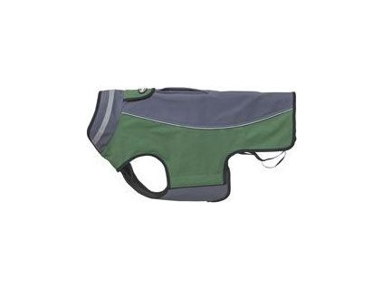 Obleček Softshell Kruuse, 48cm L, gray/green