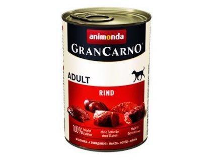 Konzerva Animonda GRANCARNO ADULT hovězí, 400g