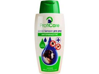 PROFICARE pes šampon antiparazitární s Tea Tree  300ml