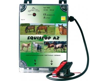 Akumulátorové zařízení EquiSTOP A2 (12 Voltů)
