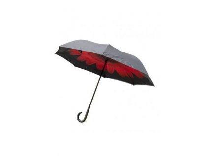 parapluie honfleur noir de ajs blackfox chaussant chapeau parapluie de bordeaux gironde