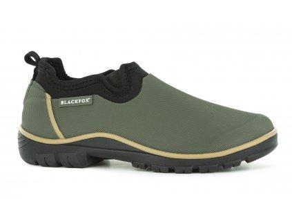 montana chaussure kaki cote