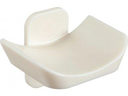 Držák na překážky, plastový PFIFF, bílý
