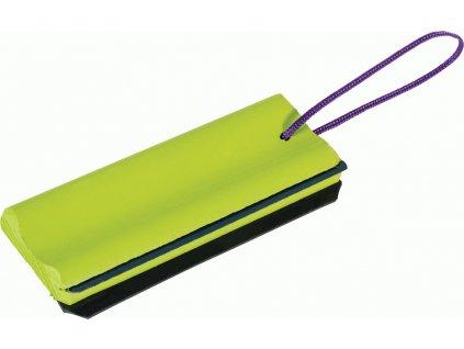 Odstraňovač chlupů a stěrka Unicorn 2v1 USG, light green