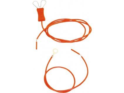 Připojovací kabel k ohradníku PFIFF