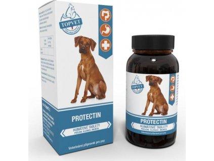 Humátové tablety Protectin TOPVET, 90tbl