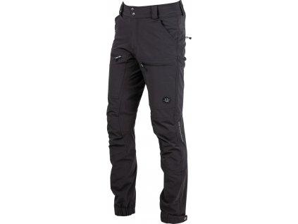 Kalhoty funkční stájové UHIP, pánské, blue graphite grey