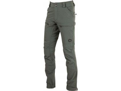 Kalhoty funkční stájové UHIP, pánské, urban green
