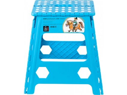Stolička na nasedání PFIFF, blue