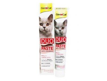 Pasta pro kočky Gimpet Duo maltóza+kuře, 50g