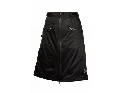 regularsport skirt 20138 black F2