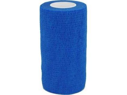 Obinadlo elastické 10cmx4,5m, modré
