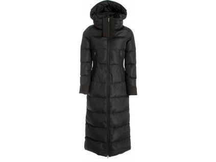 Kabát dlouhý Leone AA Platinum, dámský, černý
