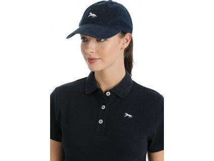 Tričko Polo Horseware, unisex, navy