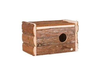 Budka hnízdící, dřevená Trixie, 21x13x12cm